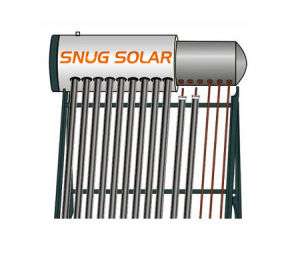 Compact Pressureized Solar Energy Water Heater pictures & photos