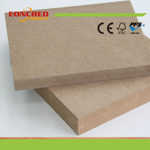 E2 1220*2440mm 18mm Raw MDF pictures & photos