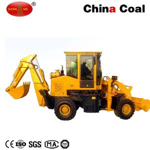 Wz30-18 Towable Small New Backhoe Loader pictures & photos