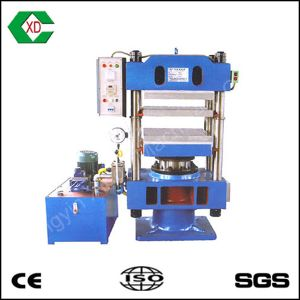 Rubber Plate Vulcanize Machine pictures & photos