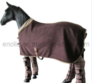 Spring Fleece Horse Rug with Girth (E020751)