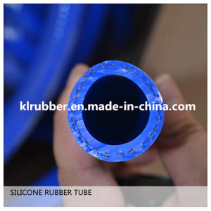 Fabric Braided Reinforced Silicone Rubber Air Radiater Hose pictures & photos