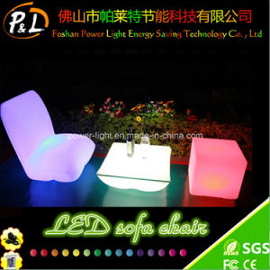 LED Light Sofa, LED Bar Chair, LED Glow Furniture pictures & photos