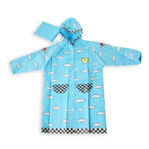 PVC Kids Raincoat (SM-W1006) pictures & photos