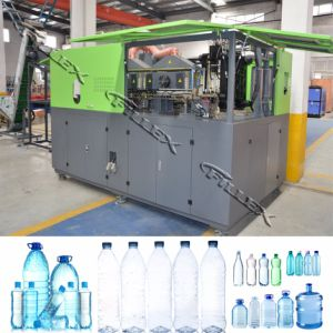 Semi Auto Water Pet Bottle Blowing Moulding Machine pictures & photos