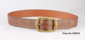 2017 Men Leather Belt (N0033) pictures & photos
