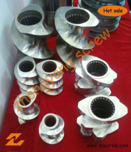 Screw Elements for Twin Screw Extruder pictures & photos