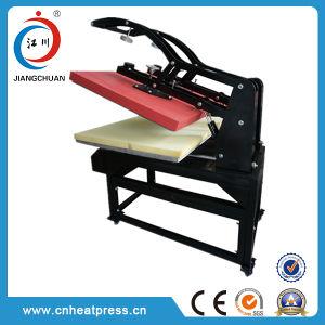 New Design 80*100cm Manual Auto Open Heat Transfer Printing Machine Fabric Heat Press Machine