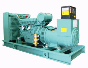 Googol Manufacturer Silent 240kw 300kVA Diesel Generator Set Price pictures & photos