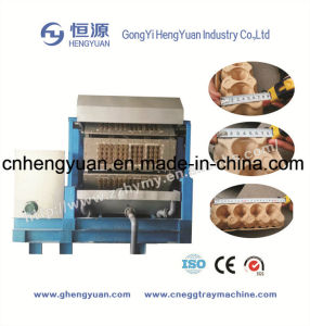 Low Price Waste Paper Egg Carton Making Machine pictures & photos