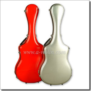 Colorful Fiberglass Guitar Case for Classical Guitar (CCG-F10) pictures & photos