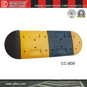 50*50*5cm Rubber Rubber Speed Bump (CC-B09) pictures & photos