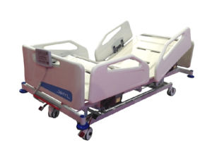 New Designed ABS Electric Five Functions Hospital Bed (XH-17) pictures & photos