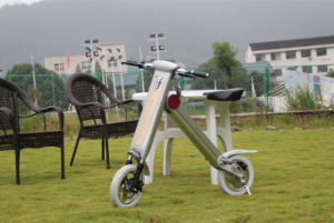 Adjustable Good Quality E-Bike New Design Scooter pictures & photos