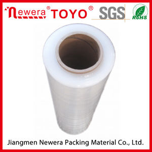 SGS Certificate LLDPE Material Stretch Film Jumbo Roll of Hand Film pictures & photos