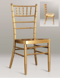 Hot Selling Metal Stacking Tiffany Chair for Wedding (S610B)