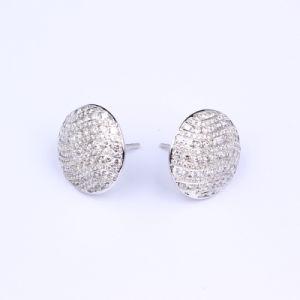 Gold Diamond Earrings (E38)