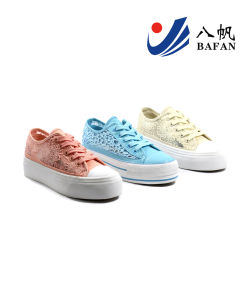 Canvas Shoes Casual Shoes (BFM0312) pictures & photos