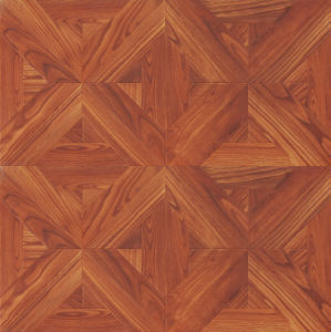 12.3mm HDF Art Parquet Flooring pictures & photos