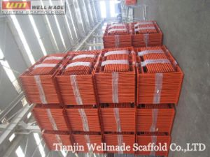 Steel Vertical Frame System Support H Frame Scaffolding pictures & photos
