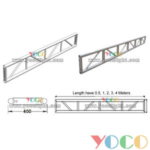 1 Meters 400X400mm Ladder Stage Disco Screw Aluminum Light Truss