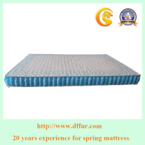 7 Zone Bag Pocketed Coil Spring Manufacturer for Pocket Spring Mattress pictures & photos