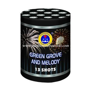 PS3023A 13shot 1.4G 0336 Cake Fireworks