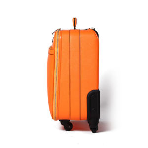 2016 Best Selling & Fashionable Saffiano PU Trolley Case (D1023) pictures & photos