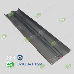 Flooring Wall Protection Slivery Aluminum Skirting Board pictures & photos