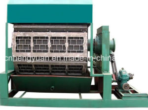 Top Selling Paper Pulp Egg Tray Making Line pictures & photos