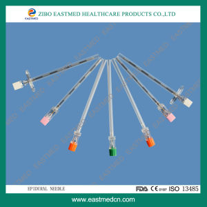 Disposable Sterile Spinal Needle with CE & ISO pictures & photos