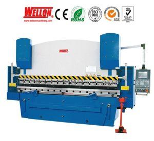 CNC Hydraulic Press Brake Machine Manufacturer (CNC Press brake machine WC67K series) pictures & photos