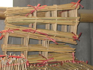 Bamboo Trellis for Flowers Supporting (BT002) pictures & photos