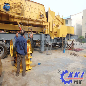 Xkj Concrete Jaw Crusher with Good Performance (PE250*400) pictures & photos