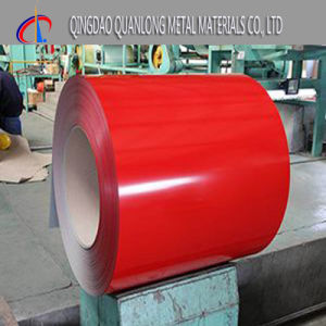 Color Coated Galvanized Steel Coil pictures & photos