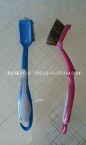 Dish Brush W/ 50% Horse+ 50%Nylon Bristle pictures & photos