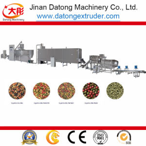 Fish Food Production Line/Catfish Feed Extruder pictures & photos