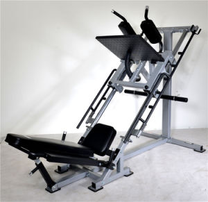Multi Gym Equipment/ Leg Press/Hack Squat Machine/Fitness Equipments Best Selling Products