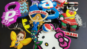Soft Rubber Fridge Magnet for Souvenirs pictures & photos