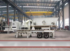Mobile Cone Crusher Plant pictures & photos