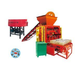 Industrial Solid Brick Making Machine Qtj4-35I