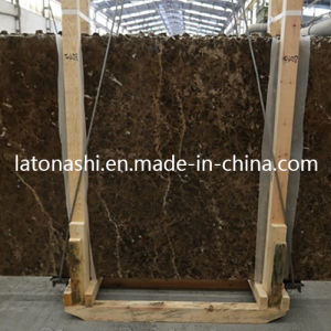 Demmer Dark Emperador Stone Marble for Backsplash, Bathroom, Vanity, Countertop pictures & photos