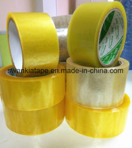 Easy Tear off BOPP Sealing Tape pictures & photos