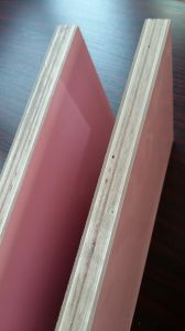 Factory-Fancy MDF Coated Plywood in 12mm 15mm 18mm pictures & photos