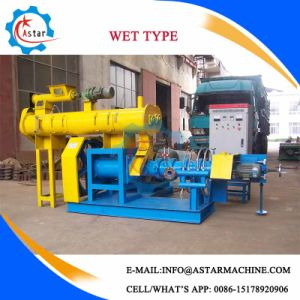 Hot Sale in Nigeria Tilapia Fish Feed Pellet Processing Line pictures & photos