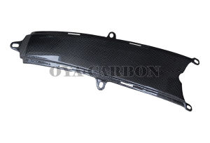 Carbon Fiber Motorbike Tank Cover (Lower) Parts for Ducati Monster pictures & photos