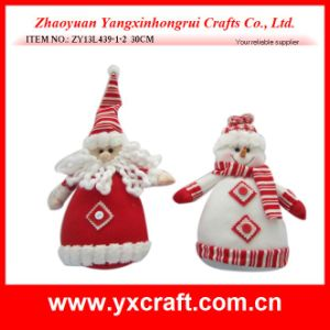 Christmas Decoration (ZY13L439-1-2 30CM) Christmas Door Hanging Art Craft pictures & photos