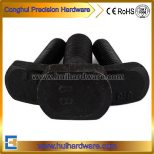 High Tensile T Type Bolts Black Grade 8.8 pictures & photos