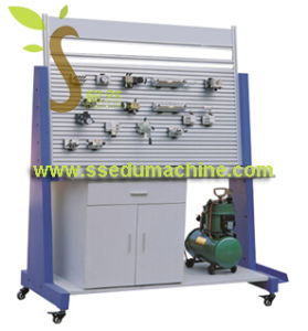 Educational Stand Pneumatic Training Workbench Technical Training Equipment Didactic Equipment pictures & photos