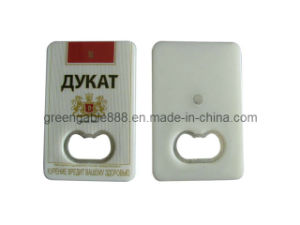 Credit Card Bottle Opener (P-11) pictures & photos
